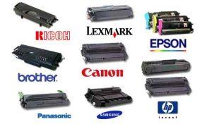 Hp Toner Canon Toner Samsung Toner Oki Toner Xerox Toner Brother Toner